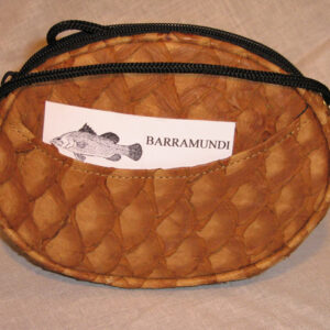 Barramundi Ladies Oval Shoulder Purse