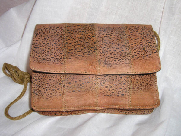 Toad Shoulder Bag on String - no toadheads