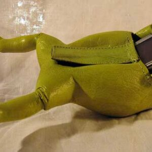 Toad Phone Holder with Velcro Loop