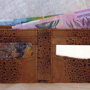 Cane Toad Mens Wallet - Style B