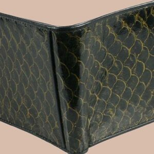 Nile Tilapia Bi-Fold Wallets - Coin Keeper