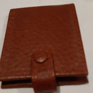 Emu Mens Wallet - Style C With Coin Pocket and Outer Clip